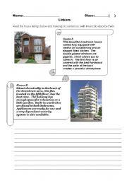 English Worksheets: Comparing Things