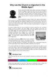 english teaching worksheets middle ages. Black Bedroom Furniture Sets. Home Design Ideas