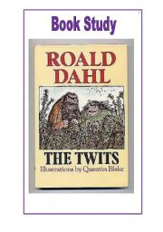 English Worksheets: The Twits Book Study