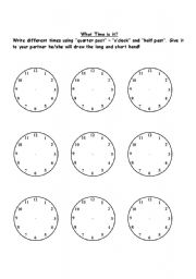 thumb909231601082543 Oclock Worksheets Pdf on learning read, cvc words, mean median mode, current events, simple present tense, free printable preschool, dictionary skills,
