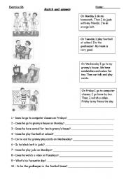 classification essay exercise