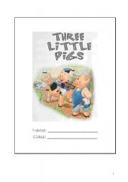 Reading - Three little pigs