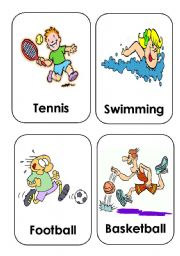 English Worksheet: Ostrich game/Memory Game/Go fish
