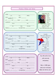 fill out job application