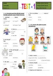 Free worksheets for 6th grade english