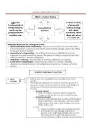 English Worksheets: SLA