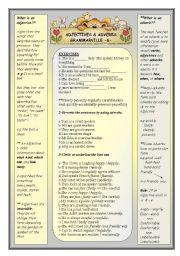 Grammarville 6 - Adjectives & Adverbs