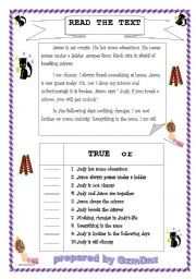 English Worksheets: Interesting Beliefs