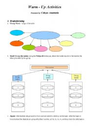 english teaching worksheets warm up. Black Bedroom Furniture Sets. Home Design Ideas