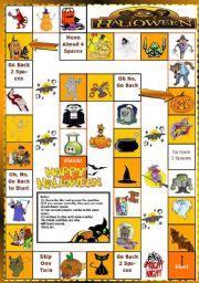 english worksheets halloween - Esl Halloween Games