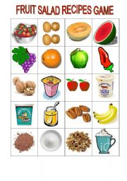 healthy diet fruits fruit games