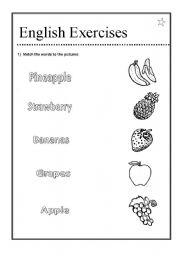 English Worksheets School Objects Worksheets Page 104