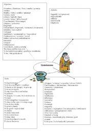 English Worksheets: homelessness