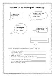 English Worksheet: After sales service - Responding to customers� complaints