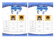 English Worksheets: Learning to make Questions