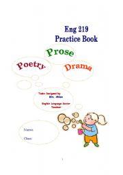 Literature Practice Book