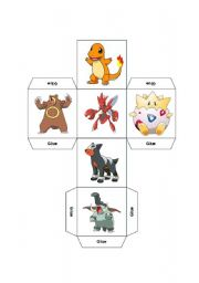 DICE - LEARNING COLOURS THROUGH POKEMON PART 1