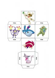 DICE - LEARNING COLOURS THROUGH POKEMON PART 2