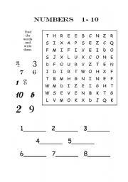 math worksheet : numbers worksheet for kids 1 to 10  number tracing 1 10 worksheet  : Numbers 1 10 Worksheets For Kindergarten