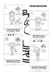 english worksheets the seasons worksheets page 12. Black Bedroom Furniture Sets. Home Design Ideas