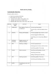 English Worksheets: thats not my teddy bear