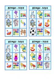 Bingo - Toys - Part 1 of 3