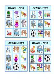 Bingo - Toys - Part 2 of 3