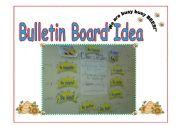 Bulletin Board Idea / Classroom Rules
