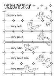 English Worksheets: My first English portfolio - Page 10