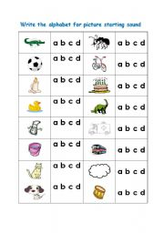 English worksheets: the alphabet worksheets, page 177