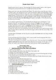 reading worksheet by yrga. Black Bedroom Furniture Sets. Home Design Ideas