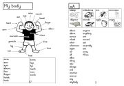 A5 Picture dictionary 3