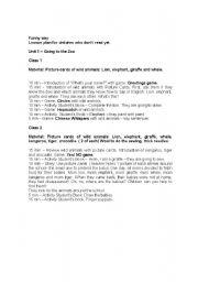 English Worksheets: funny way