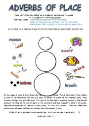 English teaching worksheets: Warm up