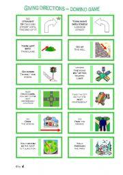Direction English Games