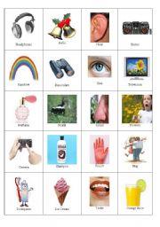 5 senses cards and game esl worksheet by lancebrabant. Black Bedroom Furniture Sets. Home Design Ideas