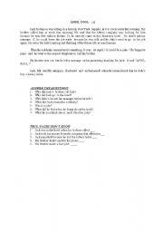 English Worksheets: APRIL FOOL  :-)