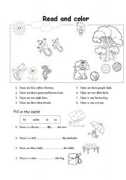 English Worksheets: preposion