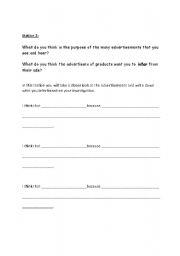 English Worksheet: Inference Worksheet