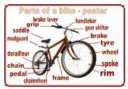 Vocabularies Bicycle Parts Bmx Bike Parts Diagram Bicycle