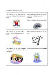 English Worksheet: Weather warnings