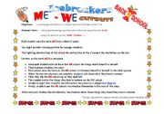 English Worksheet: Back to School -Icebreakers- 4 pages / Pairwork Activity