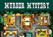 English Worksheet: 1 of 2 MURDER MYSTERY - Boardgame - Roleplay practise speaking - Board on 2 PAGES