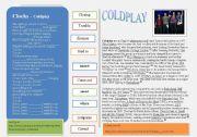 SONG: Coldplay - CLOCKS