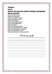 Paraphrasing Practice to Improve Writing