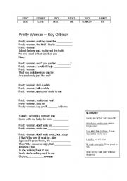 Song Exercise - Pretty Woman