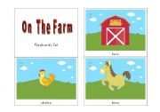 English Worksheet: Old Macdonald Had A Farm - Printable Animal Flashcards