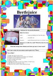 Beetlejuice movie guide
