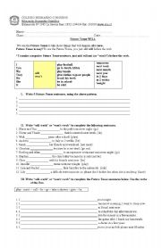 Printables Will Worksheet english worksheets will page 141 worksheet