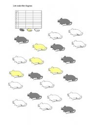 English Worksheets: Lets make the diagram